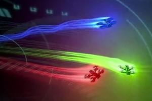 Règlement des courses de drones