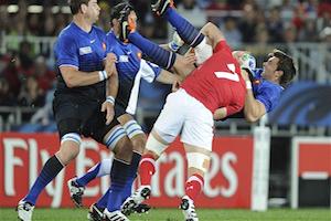 La santé des joueurs de rugby en question