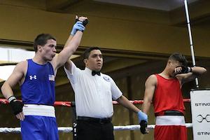Règlements des combats de boxe